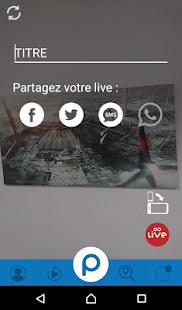 Plussh - Live Stream Video HD Capture d'écran