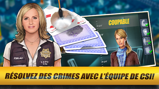 Les Experts: Hidden Crimes Capture d'écran