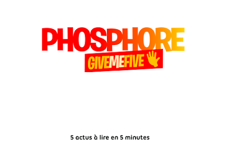 Give Me Five by Phosphore Capture d'écran