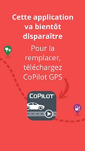 CoPilot France GPS Navigation Capture d'écran