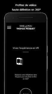 Thomas Pesquet VR Capture d'écran