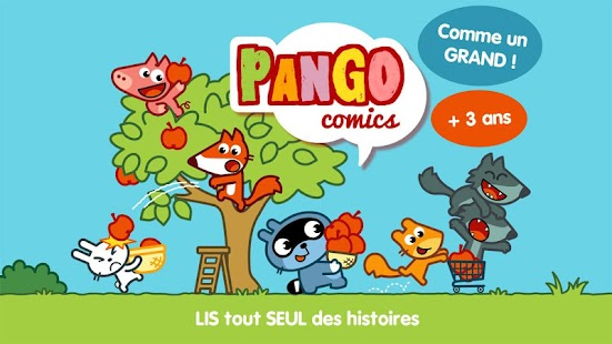 Pango Comics Capture d'écran