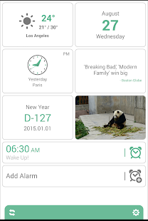 Morning Kit - Smart Alarm Capture d'écran