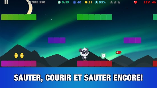 Buddy Jumper: Super Aventure Capture d'écran