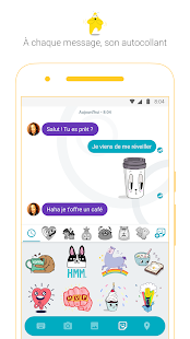 Google Allo Capture d'écran