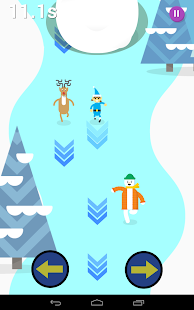 Google Santa Tracker Capture d'écran