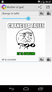 Simple Meme Creator Capture d'écran