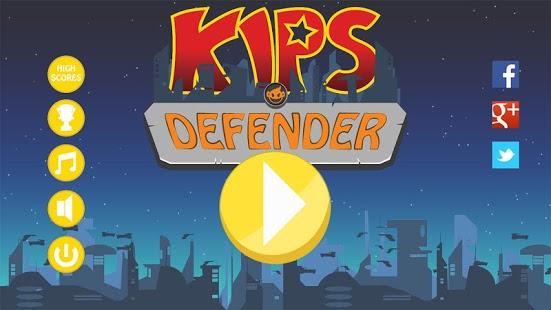 Kips Defender Capture d'écran