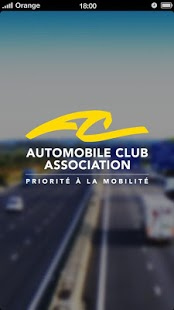 Automobile Club Association Capture d'écran