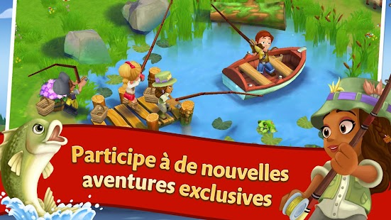 FarmVille 2 : Escapade rurale Capture d'écran