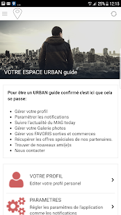 Le guide urbain FRANCE today Capture d'écran