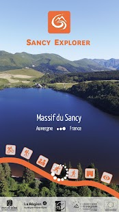 SANCY EXPLORER Capture d'écran
