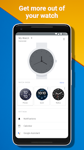 Wear OS by Google (anciennement Android Wear) Capture d'écran
