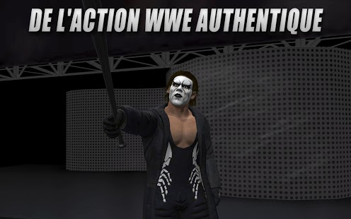 WWE 2K Capture d'écran