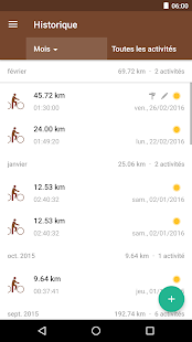 Runtastic Mountain Bike - GPS VTT - Cyclisme Capture d'écran