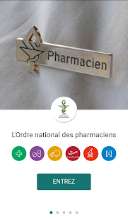 Ordre pharma Capture d'écran