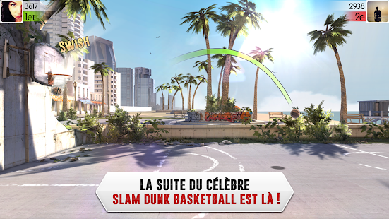 Slam Dunk Basketball 2 Capture d'écran