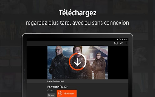 ARTE TV – Streaming et Replay Capture d'écran