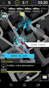 Watch Dogs Companion : ctOS Capture d'écran