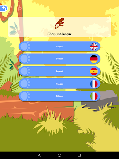Akinator Safari Capture d'écran