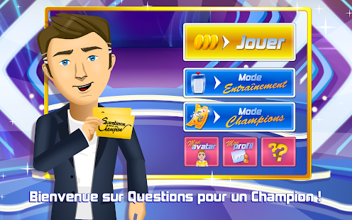 Questions Pour Un Champion Capture d'écran