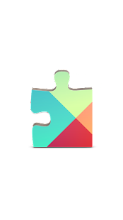 Services Google Play Capture d'écran