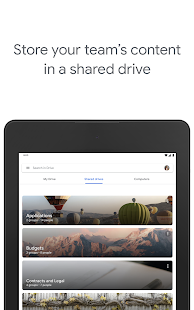 Google Drive Capture d'écran