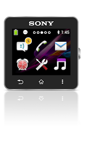 SmartWatch 2 SW2 Capture d'écran