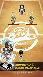 DodgeBawl Online: Be Dodgeball Capture d'écran