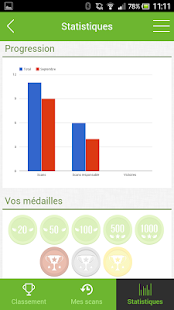 Ecocompare Capture d'écran