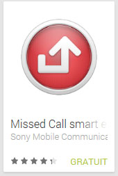 Missed Call smart extensionh