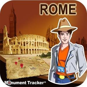 Brad in Rome