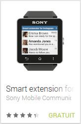 Smart extension for Instagram
