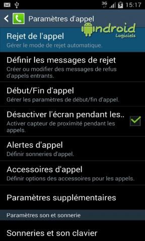 Protection contre le spam SMS et les appels indésirables