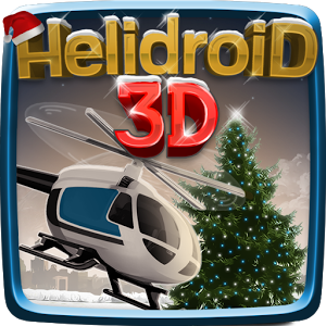 Helidroid 3D : Xmas Edition