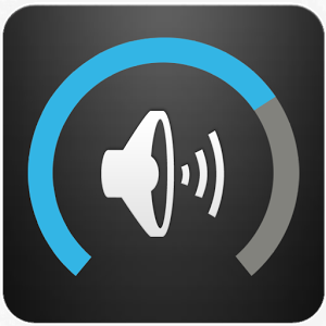 Slider Widget – Volume