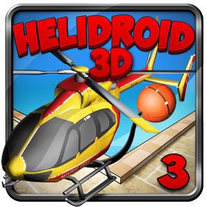 Helidroid 3 : 3D RC Hélicoptère