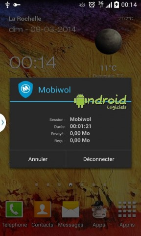 Mobiwol Firewall