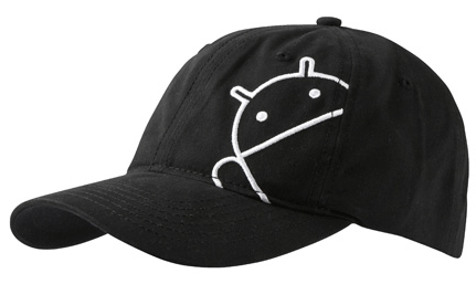 Casquette Android