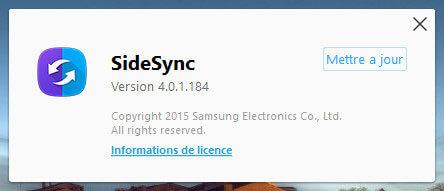 SideSync 4