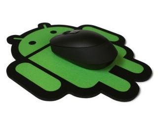 1 tapis de souris Android à gagner !