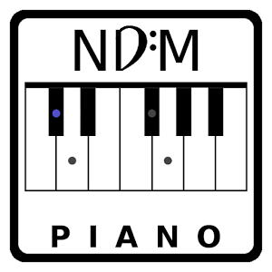 NDM – Piano (Notes de musique)