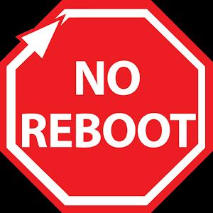 NoReboot, protégez-vous contre le symbole «égal»