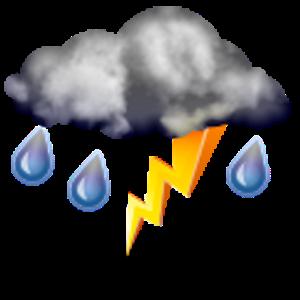 Alerte orages