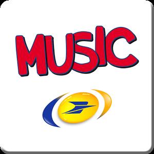 MUSIC – La Poste Mobile