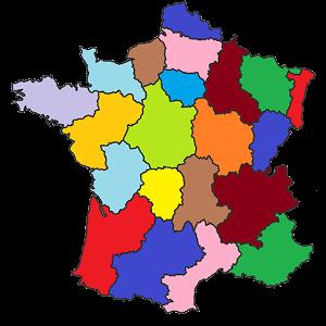 Régions de France – Quiz