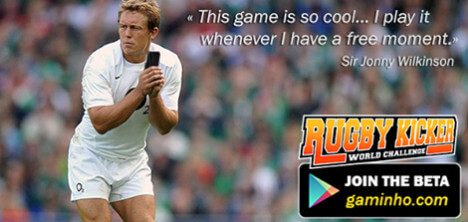 Rugby Kicker World Challenges