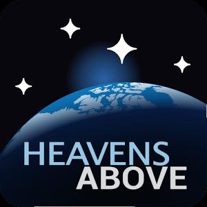 Heavens-Above (Suivez ISS)
