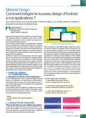 Magazine Programmez! numero 183