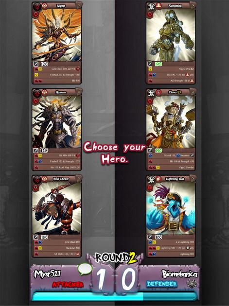 Détruisez vos adversaires et devenez le boss sur Eradan Arena